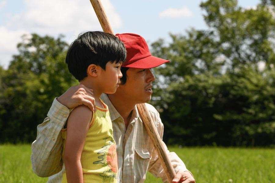"""#Minari"" Wins Best Foreign Language Film At 78th Golden Globe Awards #GoldenGlobes"