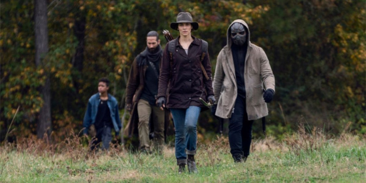 #TheWalkingDead Introduces the Show's Next Big Threat