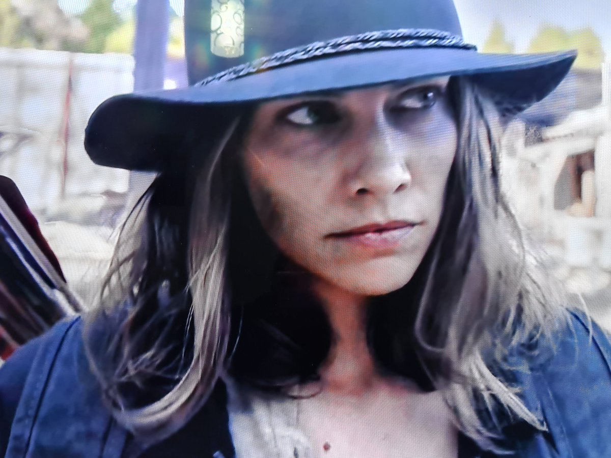 ¡Maggie regresó a #TheWalkingDead! 👏🏼👏🏼👏🏼🥰🧟♀️  #TWD #TWDFamily #Maggie @STARChannelLA @WalkingDead_AMC