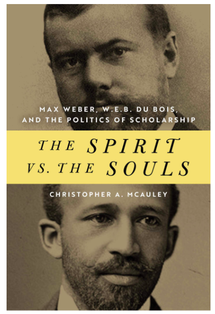 Du Bois and Weber? I want to read this.