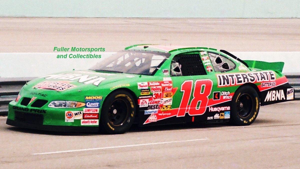 Bobby Labonte @HomesteadMiami in 2001.