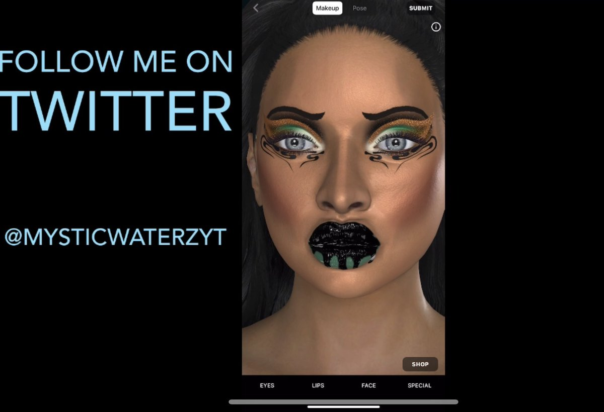 If you missed the video link is below 💋#90DayFiance Makeup  #YouTube #sundayvibes #subscribe #games #videogames #gaming #gamergirl #YouTuber #blackgirlmagic #content #makeup #makeuptutorial #Commentary #mysticwaterzgaming @Youtube @YouTubeGaming