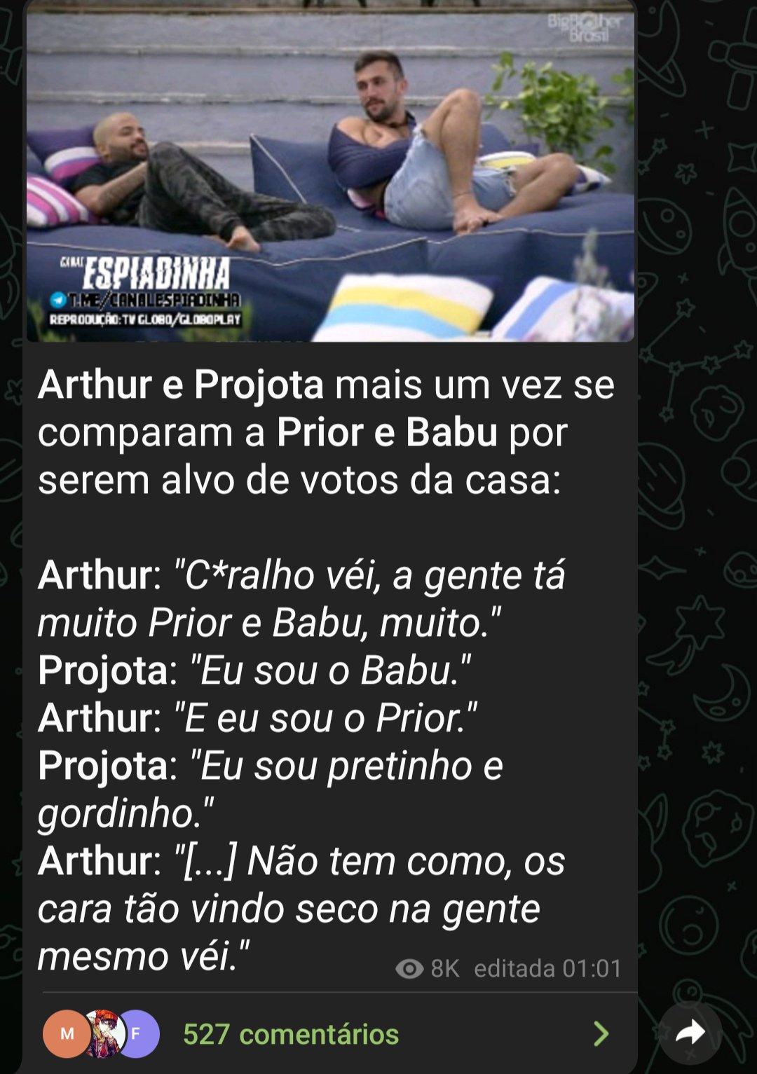 O Arthur Photo,O Arthur Twitter Trend : Most Popular Tweets