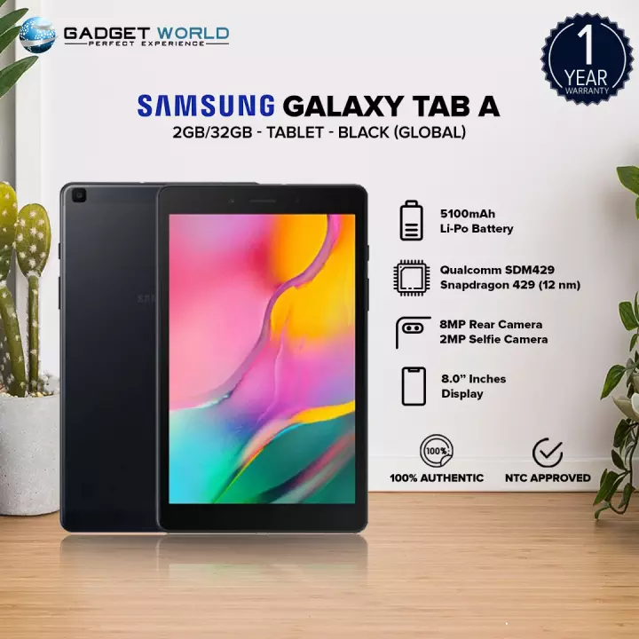 ‼️Samsung Galaxy Tab A 8.0 2GB+32GB‼️ 🛒SHOP NOW!➡  🛒SHOP NOW!➡  ₱6,295  🚚Cash on Delivery  **Price is subject to change without prior notice  #LazadaFinds #LazadaPH #LazadaxKathryn #payday #NasaLazadaYan #shoponline