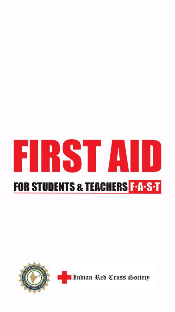 #FirstAid | Download NDMA's App - 'First Aid for Students and Teachers' (#FAST)' to find information on life-saving skills, emergency numbers, do's and don'ts for #disasters and much more!   Downloading Link 👇  Android -   IOS -