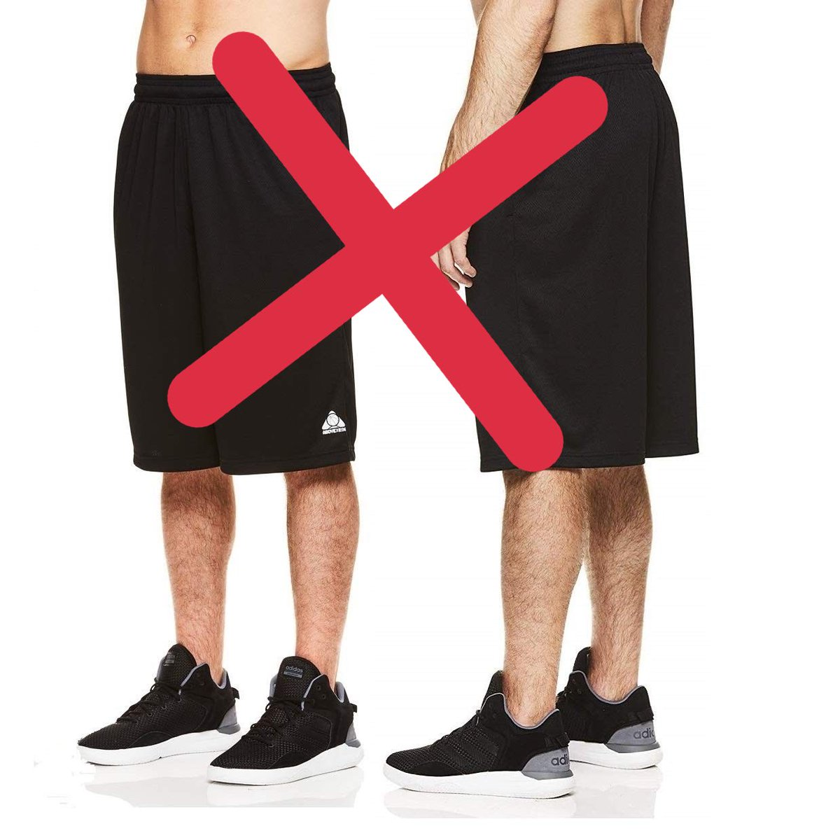 Tip-Off Mesh Short