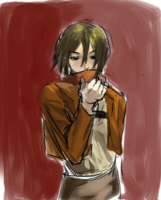 #MikasaAckerman