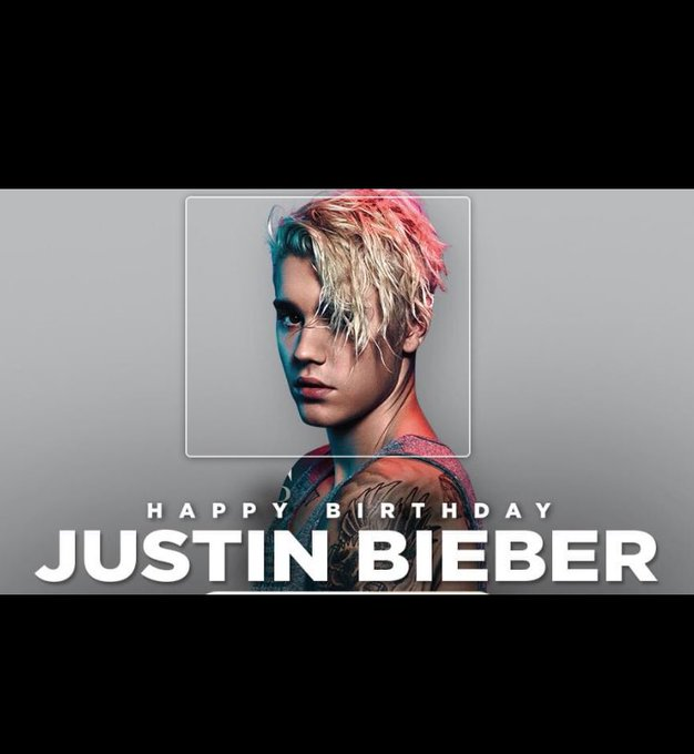 Happy Birthday Justin! You made a Belieber out of all of us!  Justin Bieber