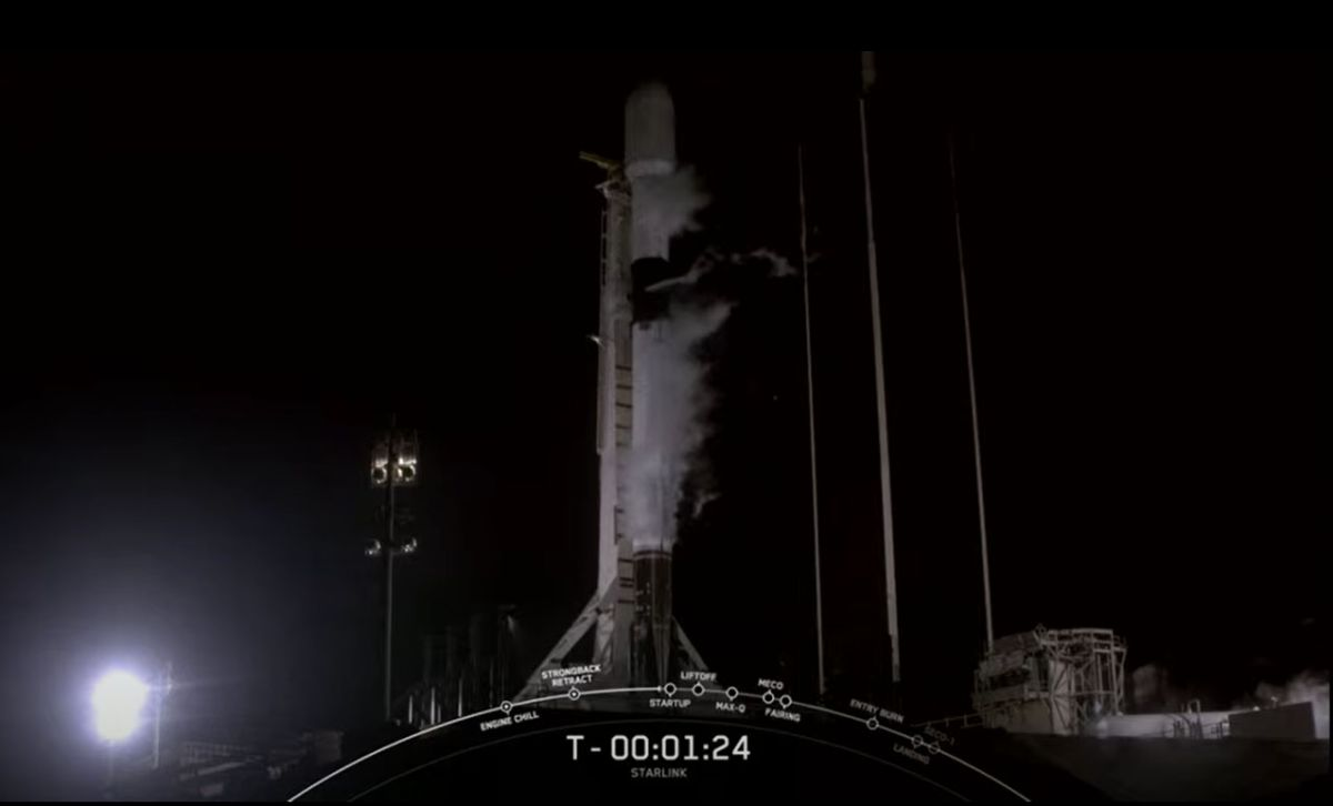 RT @SPACEdotcom: SpaceX aborts launch of Falcon 9 rocket carrying Starlink satellites https://t.co/XCU1b2VIN9 https://t.co/nP8Za6H87t