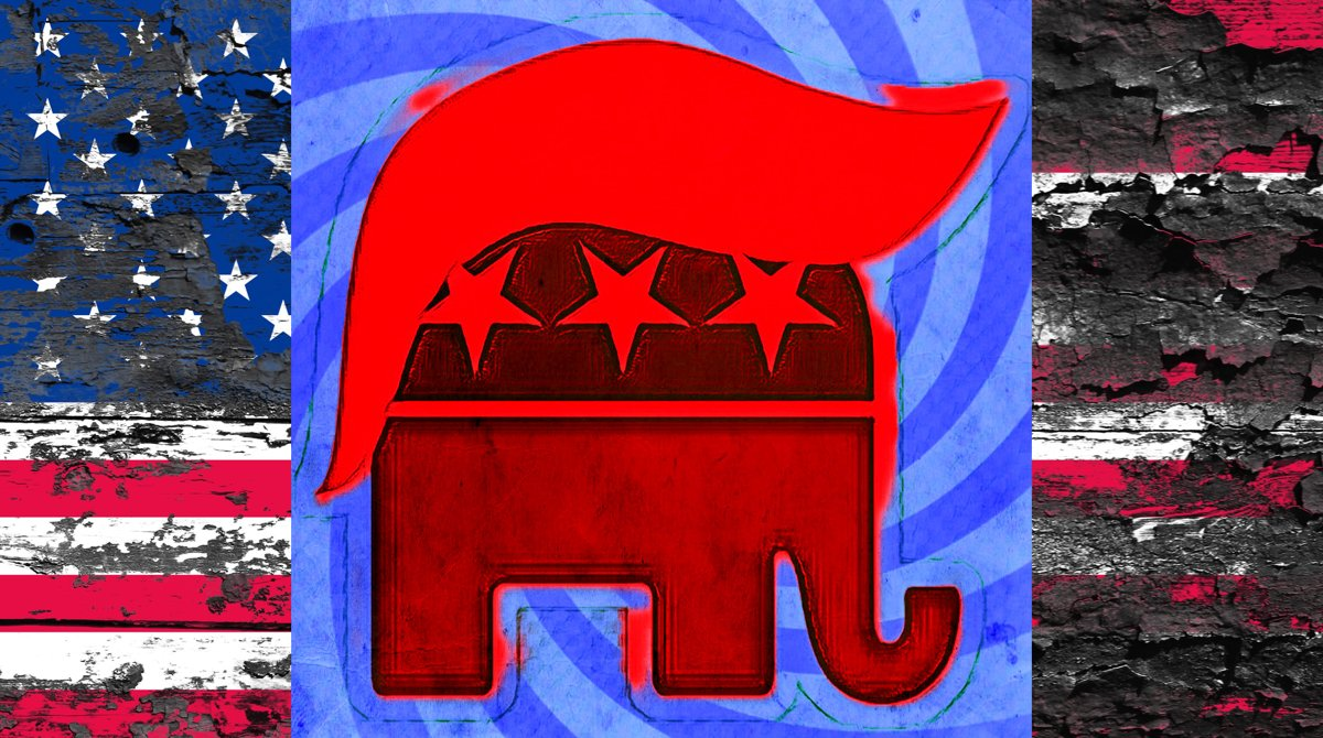 @GOPChairwoman @GOP @KimReynoldsIA Liars. False Patriots. Insurrectionists. Keeping #America Poor & Ignorant. Voter Suppression. Racism. Discrimination. White Supremacy. Escape Artists. Qanon Supporters. #GOPHypocrisy  #GOPBetrayedAmerica #GOPCorruptionOverCountry #GOPComplicitTraitors @SenateGOP  @HouseGOP