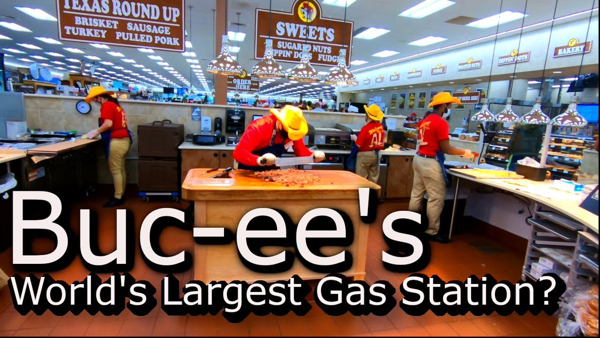 Buc-ee's - Worlds Largest Gas Station? It was waaayyyy more! Link to channel in bio - you'll be amazed!   . #bucees #visitathensala #visitathens #allthingstonyj  #thechamberonneaty  #visitnorthal #sunday #sundaymood #sundaymotivation #sundaymood #sundayvibe