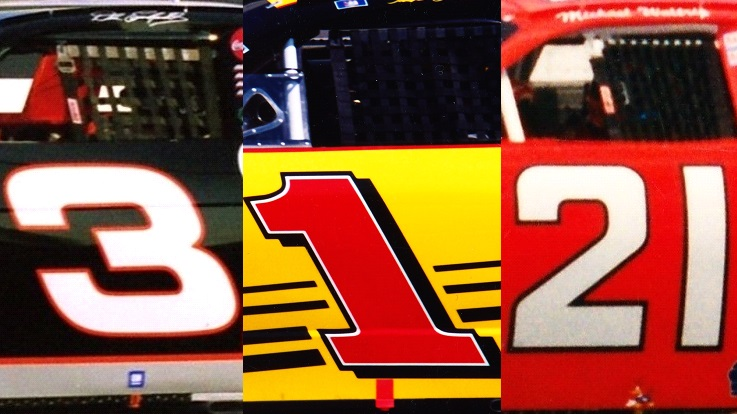 🏁 Todays NASCAR date is: Dale Earnhardt / Steve Park / Michael Waltrip