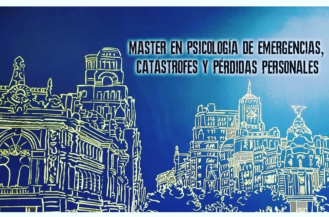 """😱Plazo de inscripción abierto para a nuestro """"Máster en Psicología de emergencias, catástrofes y pérdidas personales"""". Más info en 👈 #master #psicología #emergencias #catastrofes #duelo #inupsi"""