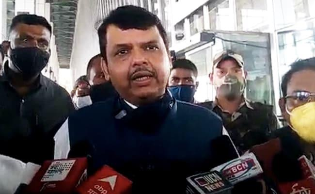 Maharashtra Can Cut Taxes, Reduce Fuel Prices: BJP's Devendra Fadnavis