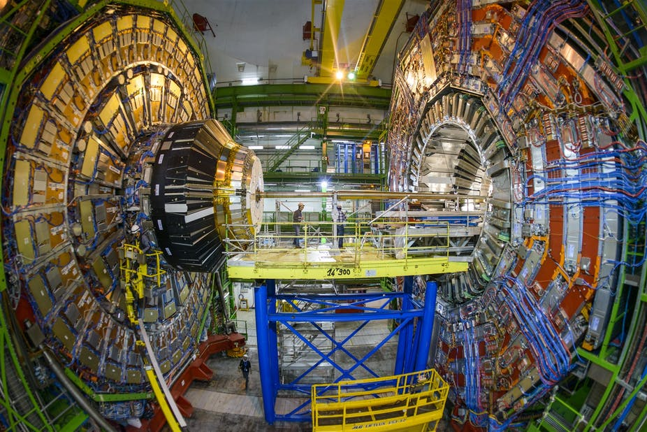 The new @CUDOS_ #cryptocurrency #Altcoin may supply some of #computational resources to the @LHCbExperiment at @CERN. Using #blockchain #technology to discover new #science about our #Universe!