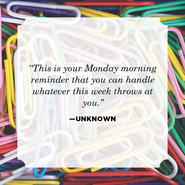 We don't know who needs to hear this but you've got this 💙  #mondaymorning #edchat #educhat