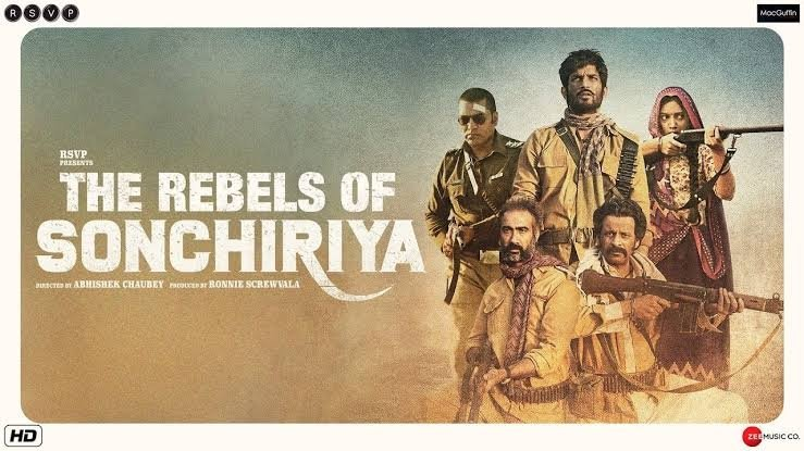 2 yrs ago on this day #Sonchiriya released in theatres  Dir by #AbhishekChaubey  Prod by @RonnieScrewvala @RSVPMovies  *ing #SushanthSinghRajput @bhumipednekar @BajpayeeManoj @RanvirShorey  The movie is a thought-provoking & affecting take on class conflicts  Stream @ZEE5Premium