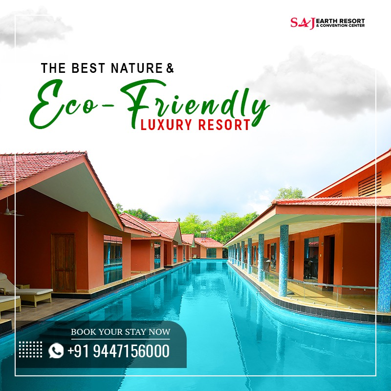 Are you traveling to Kochi ? Make your stay memorable with Saj Earth Resort. Book your stay now !!!  Click here for bookings    | +91 9447156000   #romance #getaway #love #couplegoals #SajEarthResort #Cochin #Kerala #Travel #StayatSAJ