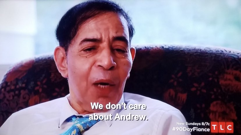This man just keeps speaking truths 👏👏👏 #90DayFiance