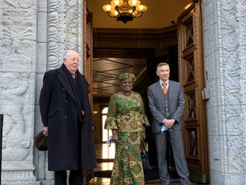 Nigeria's Ngozi Okonjo-Iweala Takes Over As DG WTO