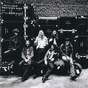 At Fillmore East - The Allman Brothers Band 1971 . #Albums #Music