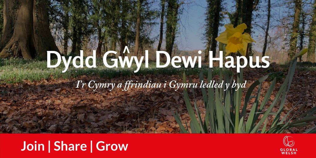 happy st david's day' in welsh - photo #33