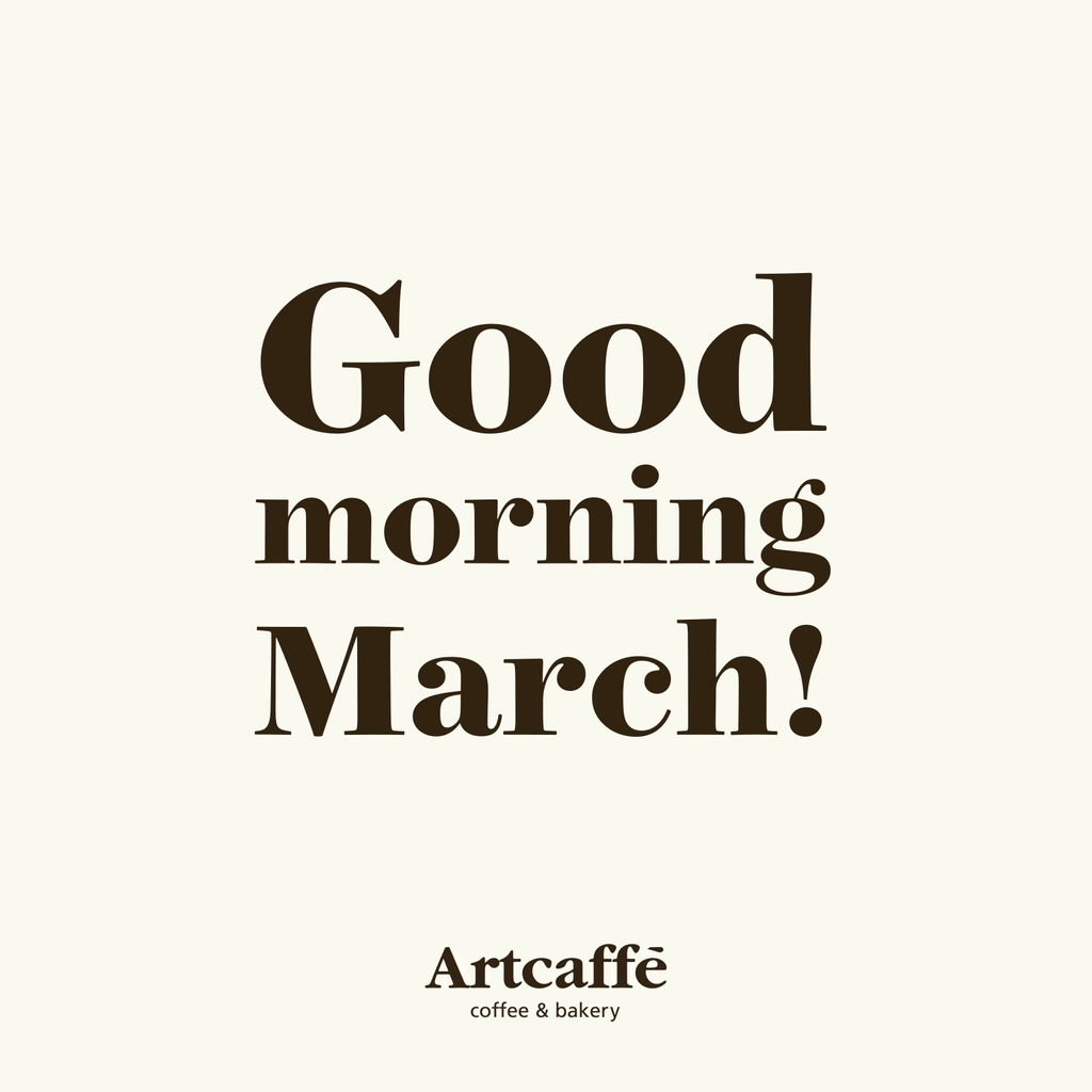 Good morning March! ☀️ We're brightening up the city this month with our colourful all-day offer, new branches opening and more...start each day with Artcaffé, feeling fresh like our pastries and strong like our coffees 🥐☕💪🏾 Click to read! https://t.co/bkhX0HaibQ https://t.co/LnoS280pgh