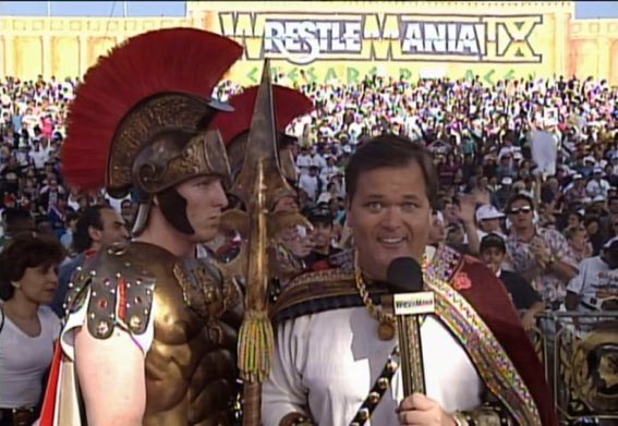 🚨It's #BangBangMonday🚨  Kicking off #Wrestlemania month, we start with a look back at 9  Togas, Camels, Dodgy Eyes, Exploding Heads, Shithouses, and a brief talk on 70/80s reggae  Apple -  Spotify -  #WrestlingTwitter #PodernFamily