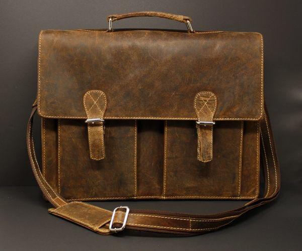 ◾◾139.99 USD◾◾  @maxdal.com  MDB1630- Cowhide Genuine Full Grain Distressed Leather Portfolio/Laptop Bag  #leather #leatherlook  #leatherlaptop #leatherlaptopbag #leatheraccessories #leatherlaptopbags #leatherbriefcase #leatherbriefcases #leatherbag