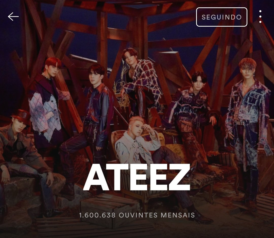 QUE SABOR #지금우리ATEEZ는_불놀이야 #FEVER_Part_2 #Fireworks @ATEEZofficial