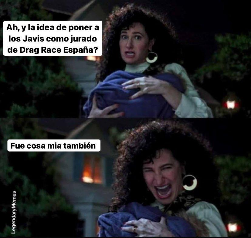 Es que lo sabía #DragRace #DragRaceEs