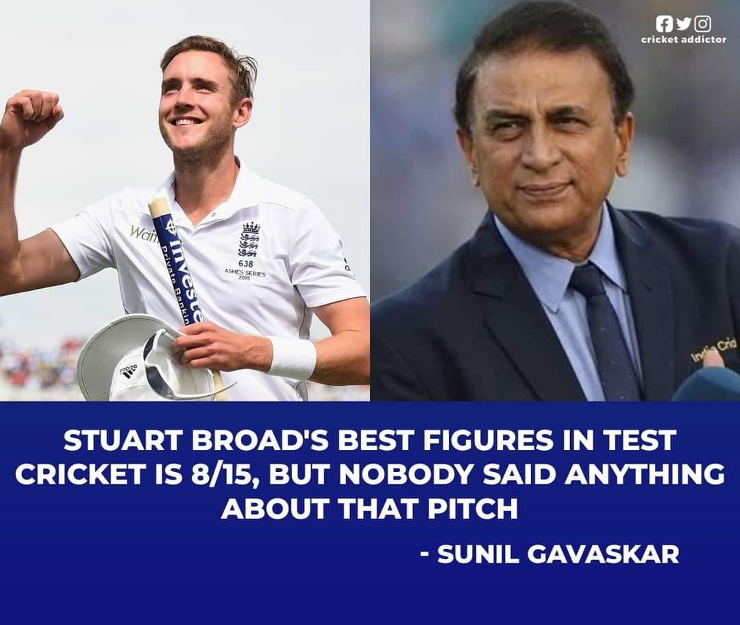 True 🙏🏻🙏🏻🙏🏻🙏🏻 . . #sunilgavaskar #INDvsAUS #daynighttest #pinkball #ahemdabadtestmatch  @WasimJaffer14 @englandcricket @BCCI @ashwinravi99