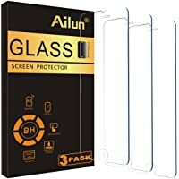 Best Seller for smartphones/accessories- buy now #blogging #TBT #FoundItOnAmazon              Ailun Screen Protector Compatible for iPhone 8 plus,7 Plus,6s Plus,6 Plus, 5.5 Inch 3Pack Case Friendly Tempered Glass