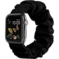 Best Seller for smartphones/accessories- buy now #blogging #TBT #FoundItOnAmazon              Recoppa Compatible for Scrunchie Apple Watch Band 38mm 42mm 40mm 44mm Cute Print Elastic Watch Bands Women Bracelet Strap for Apple iWatch Series 6 5 4 3 2 1   …