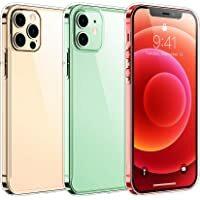 Best Seller for smartphones/accessories- buy now #blogging #TBT #FoundItOnAmazon              Temdan Clear Case Compatible with iPhone 12 Case/Compatible with iPhone 12 Pro Case - Clear