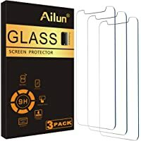 Best Seller for smartphones/accessories- buy now #blogging #TBT #FoundItOnAmazon              Ailun Glass Screen Protector Compatible for iPhone 12/iPhone 12 Pro 2020 6.1 Inch 3 Pack Case Friendly Tempered Glass