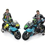 📸 Check out the new @sepangracing #MotoGP team colours, as the squad welcomes @ValeYellow46 alongside @FrankyMorbido12 for 2021!