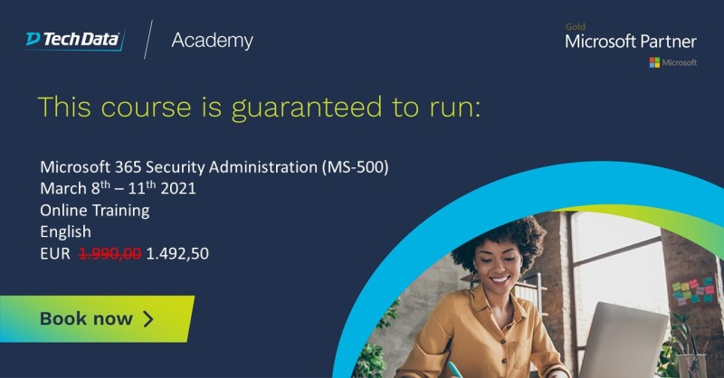 In deze Microsoft 365 Security Administration…