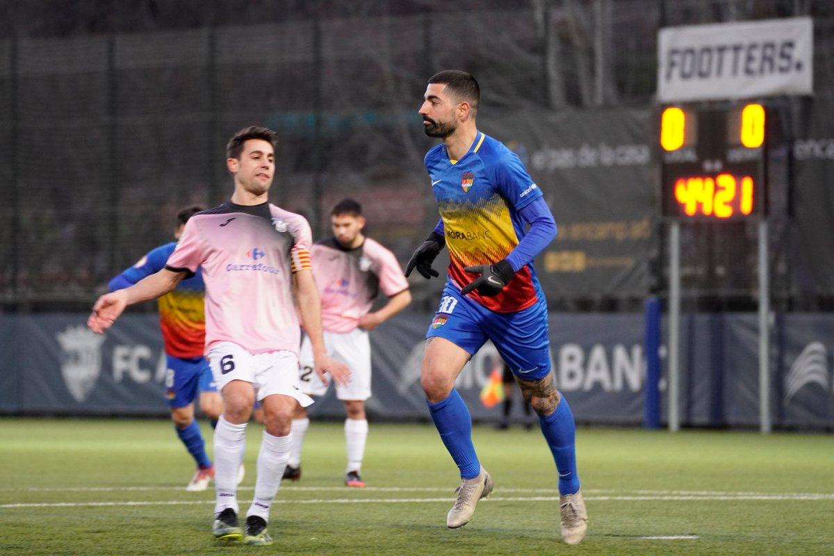 💣 Pitxitxi del grup III-A de la Lliga amb 9 gols i jugador amb més assistències de l'equip (3). Molt bé, Crack-los Martínez!   #SomTricolors 🔵🟡🔴