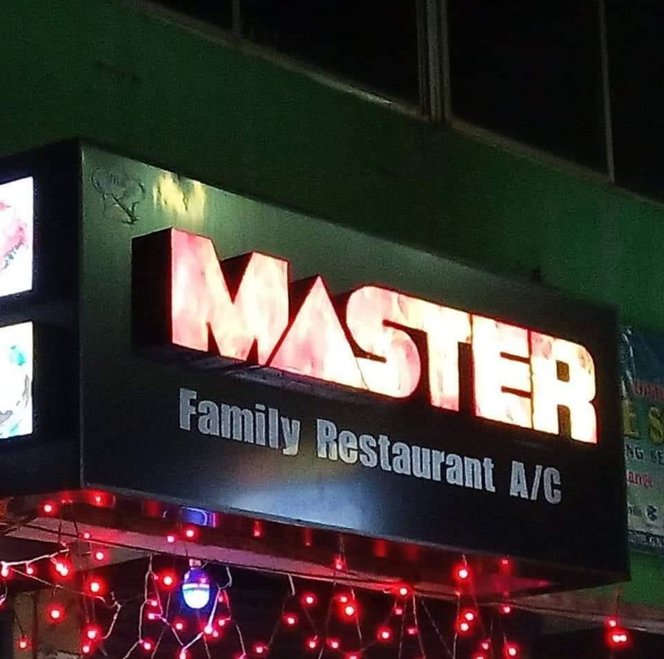 #Master Family Restarant.! 😍   எங்கும் தளபதி எதிலும் தளபதி @actorvijay ❤️
