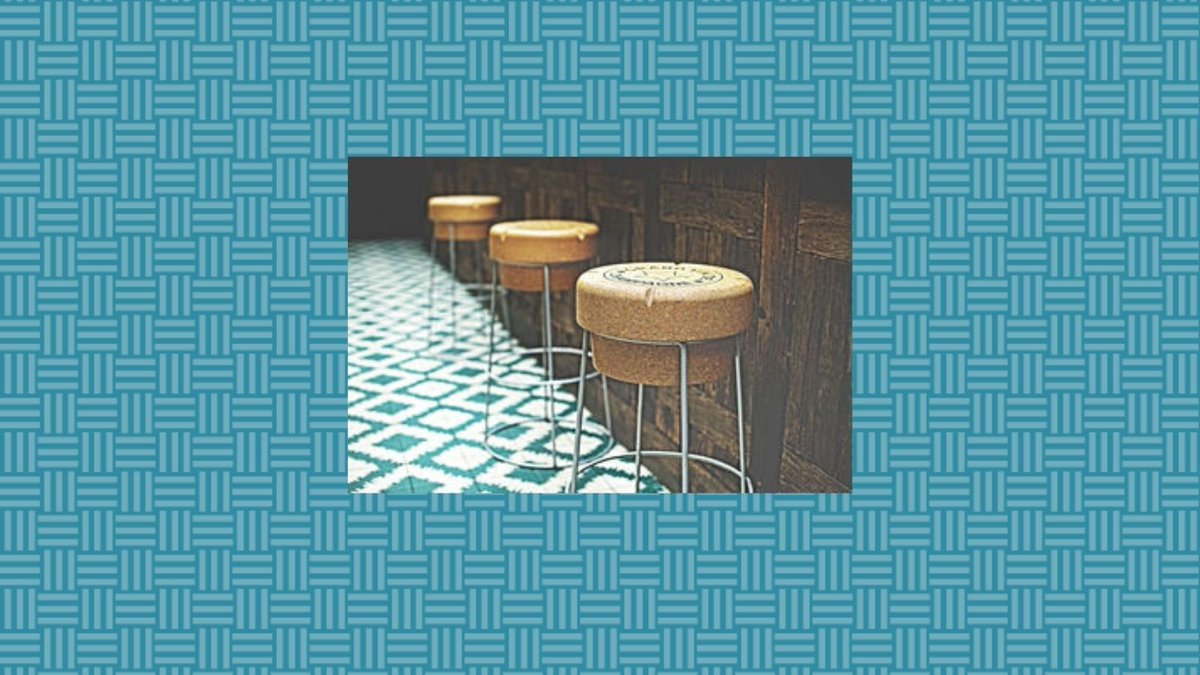Wow!, look at these super cool bar stools. They are definitely unique & are made from natural cork & ridged steel.  #cool #design #cork #unique #barstools #interiordesign #interiordesignideas #leathercleaningandrepair