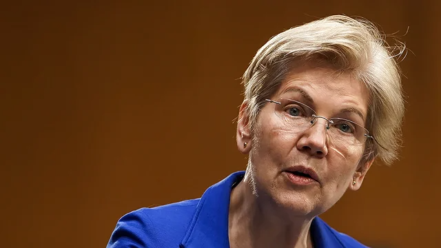 Warren offers bill to create wealth tax on net worth above $50 million hill.cm/b8E8sJP