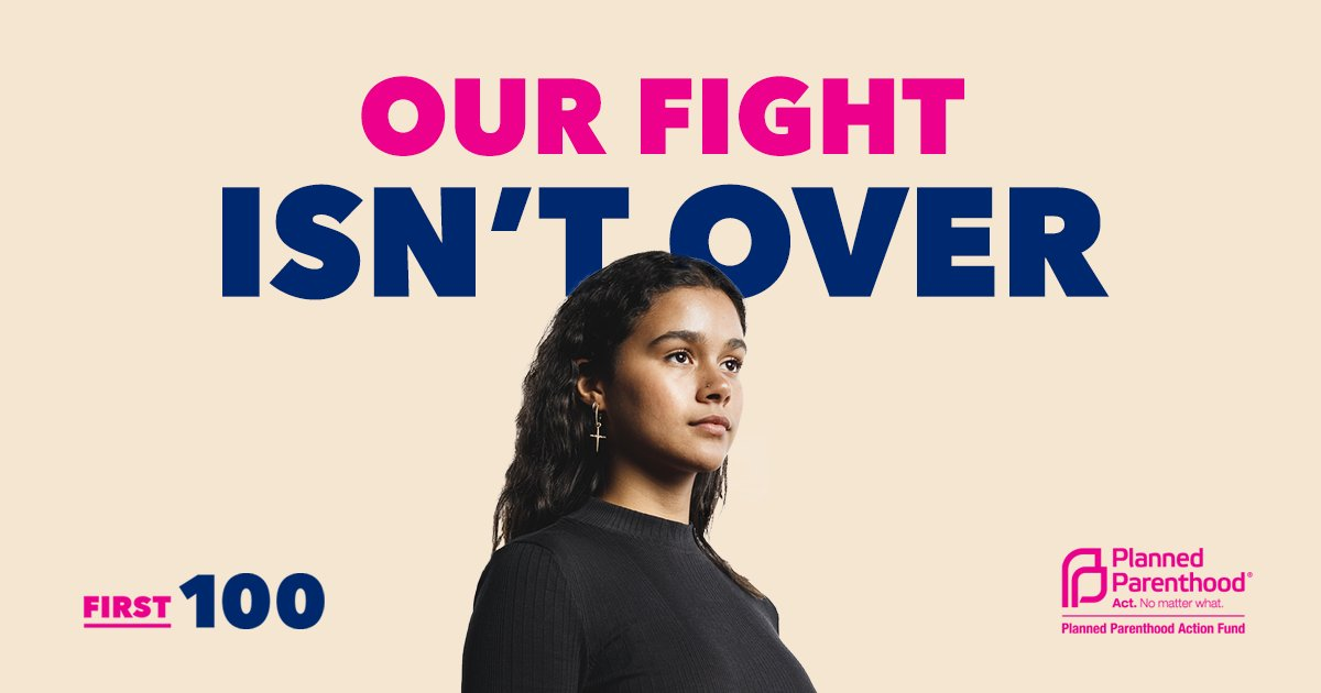 We must continue to fight for our health & rights. We won't stop until we have solutions to improve the lives of those who face the greatest barriers to care: Black, Latina, Indigenous and other women of color, LGBTQ+ people, young people, immigrants, & people with low incomes.