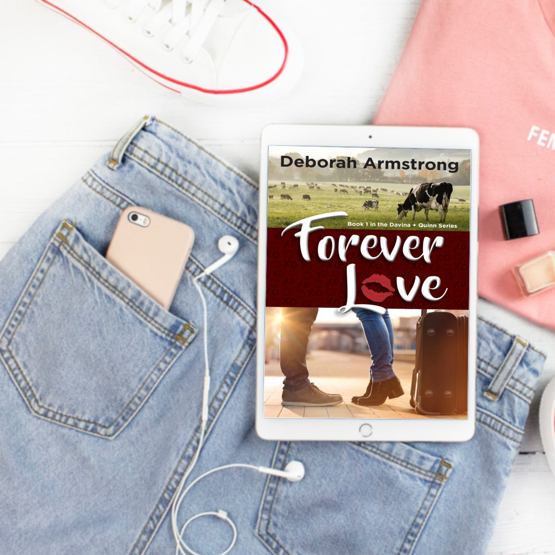 Celebrate National Read an Ebook Week with your favourite contemporary romance. #ForeverLove #DebArmstrong #romance #books #amreading #kindlebooks