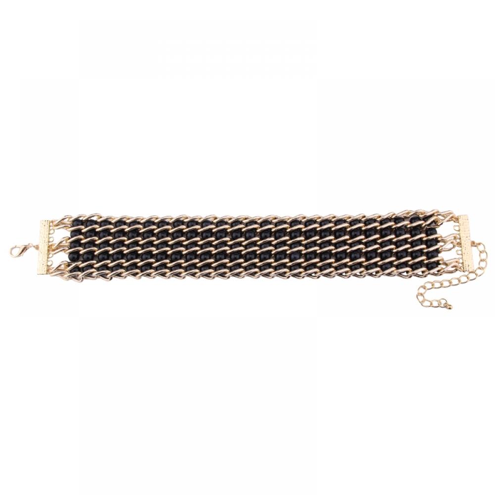#follow4follow #art Pearl Mosaic Choker Necklace
