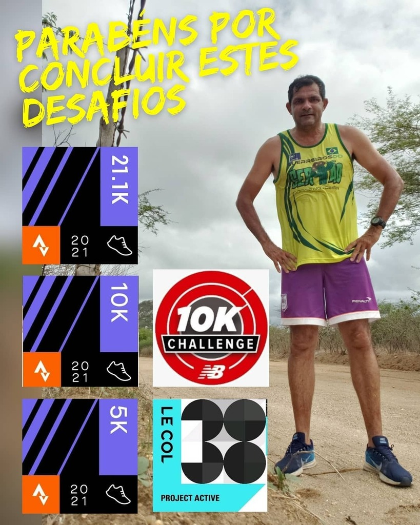 Hoje foi dia de destruir os desafios do @strava  Meia Maratona (21,1km) 10km 5km 10km @newbalance Challenge  300 min @lecoluk 🌵🐢🐢🐢🏃♂️   #runwithus #Running #corrida #Strava #esporte #run #tbt #runners #trailrun #nike #trailrunning #vidasaudavel #eua…