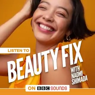Our new podcast Beauty Fix with @NaomiShimada is here! ✨  In episode one Naomi speaks with model and activist @EboneeDavis about learning to love her hair and her heritage, and helping others do the same.  Listen on BBC Sounds 🎧