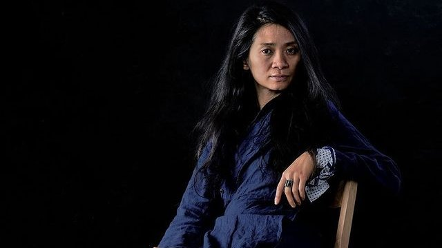 Congratulations to #ChloeZhao, the second woman & first Asian woman to win Best Director at the #GoldenGlobes 🙌 What a way to kick off #WomensHistoryMonth   (photo via @imagineprods)