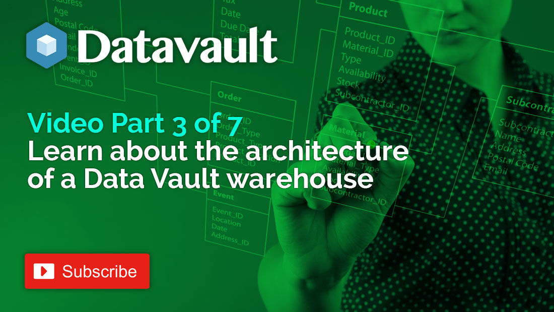 What does #DataVault2 architecture look like? In the third of our short videos for beginners, we explore the architecture of Data Vault 2.0. #DataLake #DataMart and more. Watch here  #EnterpriseData #DataModelling #AgileDW #Analytics #data #YouTube #EDW