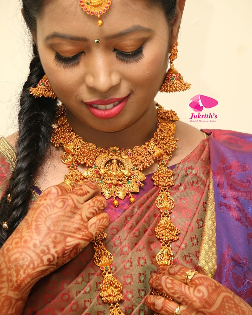Jukrith Best Professional Bridal Makeup Artist in Chennai For bookings call +91 8939081143 #bridalmakeup #wedding #bridal #makeup #mua #bride #makeupartist #professionalmakeupartist #makeover #airbrush #hdmac #indianbride #southindianbride #jukrith #chennai #celebrity #hudabeauty